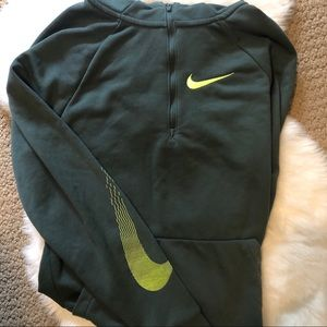 Nike Hooded Pullover Sweatshirt